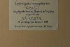 Vasalis - Visser