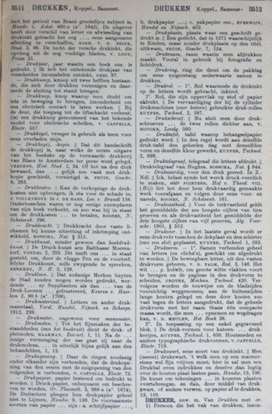 Boswinkel, W. Honderd jaar op zoek naar woorden.