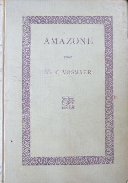 Vosmaer, C. Amazone.