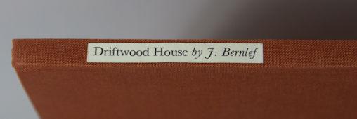 Bernlef, J. Driftwood house.