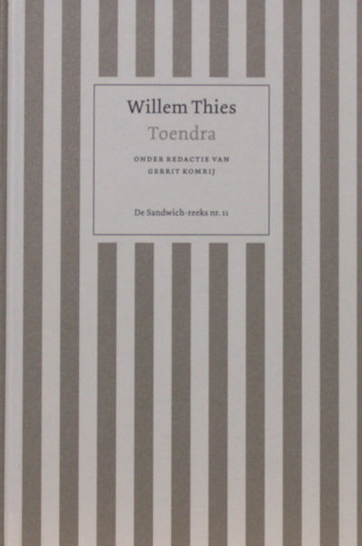 Thies, Willem. Toendra.