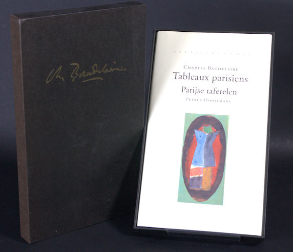 Baudelaire. Les Fleurs du Mal: Tableaux parisiens / Parijse taferelen.