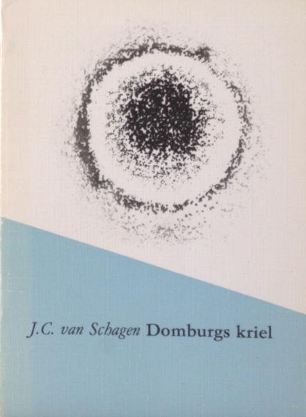 Schagen, J.C. van. Domburgs kriel.