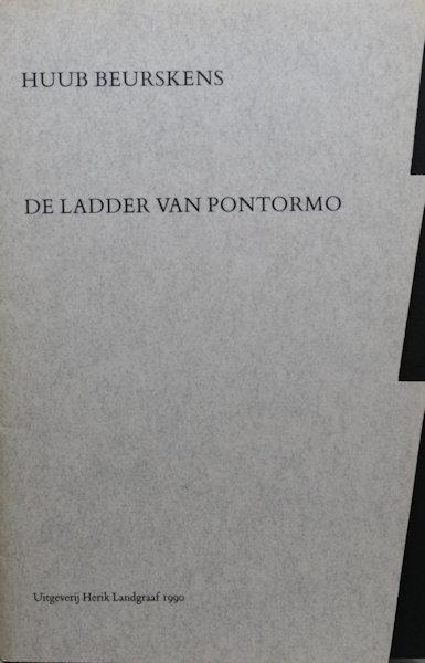 Beurskens, Huub. De ladder van Pontormo.