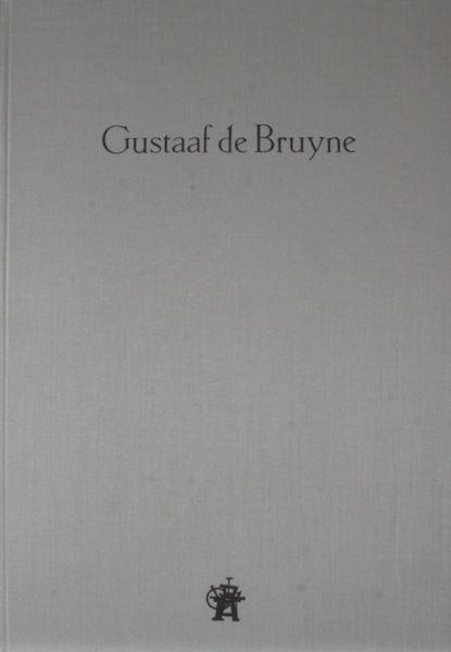 Vervoorn, A.J. Bij een gravure van Gustaaf de Bruyne.
