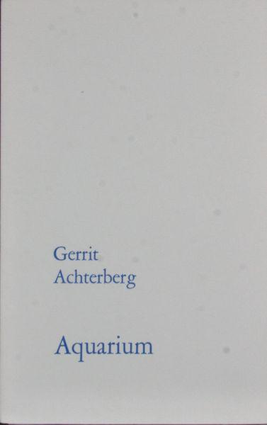 Achterberg, Gerrit. Aquarium.