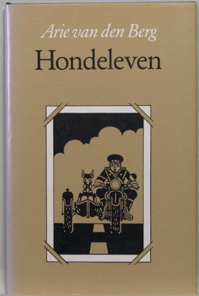 Berg, Arie van den. Hondeleven.