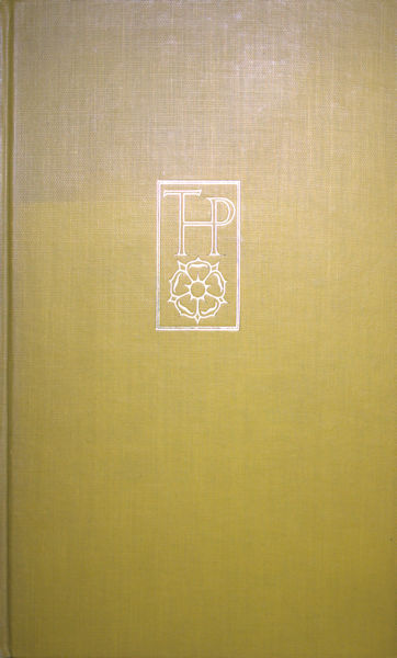 Byron, Lord. Lyrical poems. Selected and arranged in chronological order.