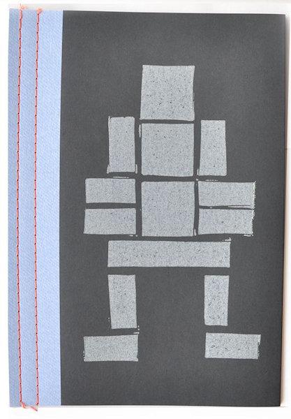 Maas, Nop & Marlies Visser (lino's). Eenvoudige vormen.