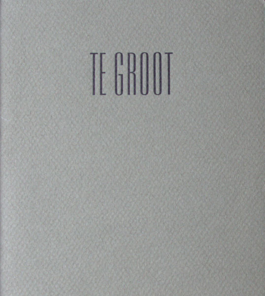 Graaf, W. de. Te Groot.