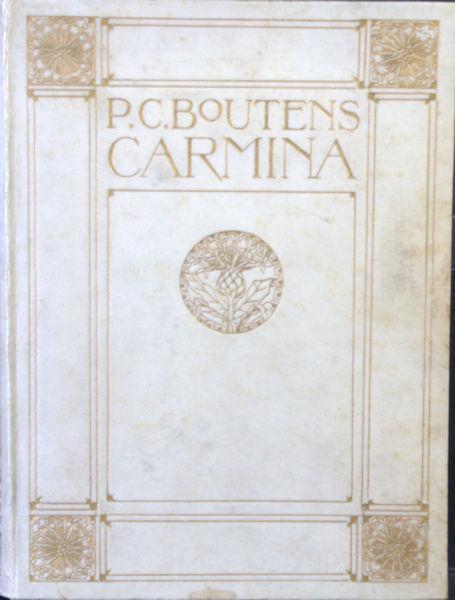 Boutens, P.C. Carmina.