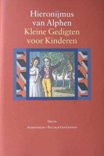 Alphen, Hieronijmus. Kleine gedichten voor kinderen.