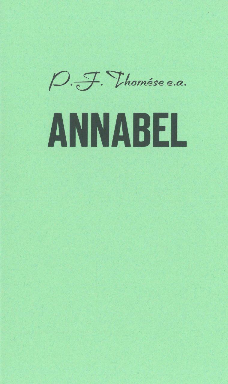 Thomése, P.F. e.a. Annabel