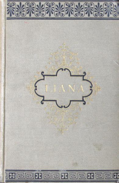 Fiore della Neve (=M.G.L. van Loghem). Liana