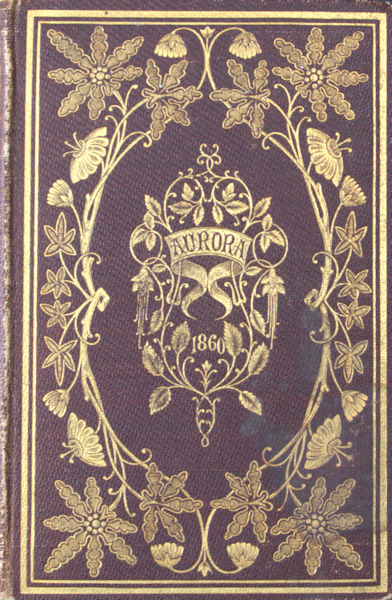 Bergh, S.J. van den. Aurora Jaarboekje voor 1860.