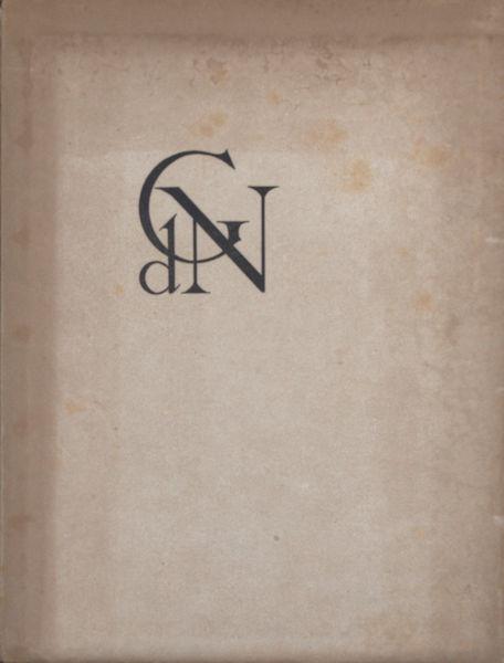 Nérval, Gerard de (=Gérard la Brunie). Poésies.