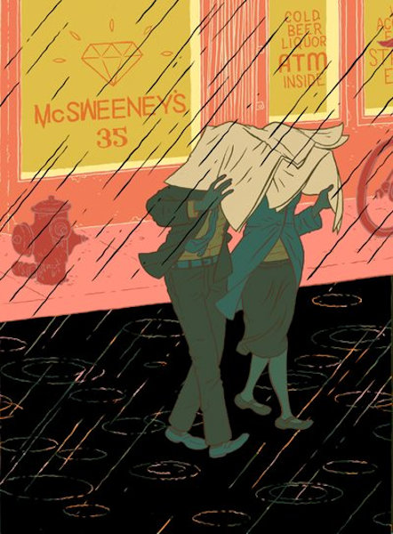 Eggers, Dave (ed.). McSweeney's Issue 36. A headful of new and unseen work by...