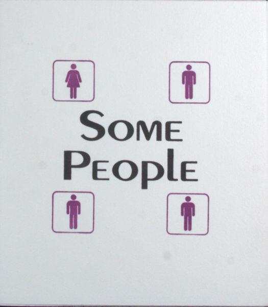 Crombie, John. People! (Some people!).
