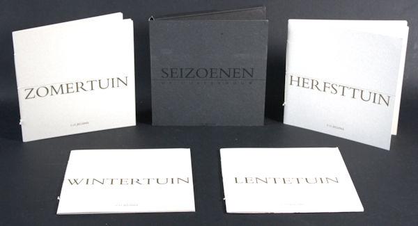 Jellema, C.O. Seizoenen op Oosterhouw.