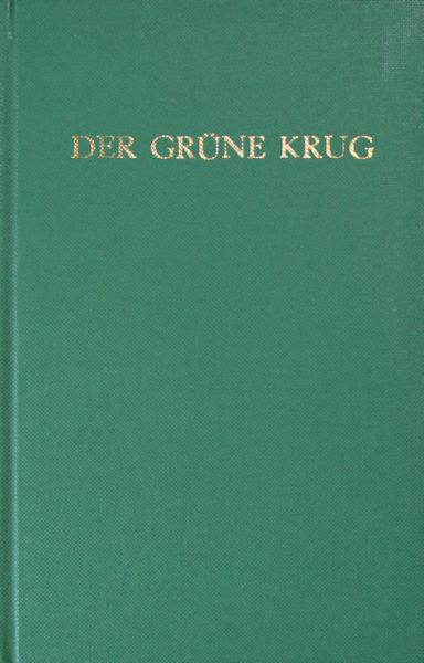 Premstaller, Christine. Der grüne Krug. Kurzgeschichten. (Mit 5 Linolschnitten von Ottmar Premstaller).