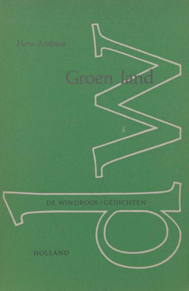 Andreus, Hans. Groen land.