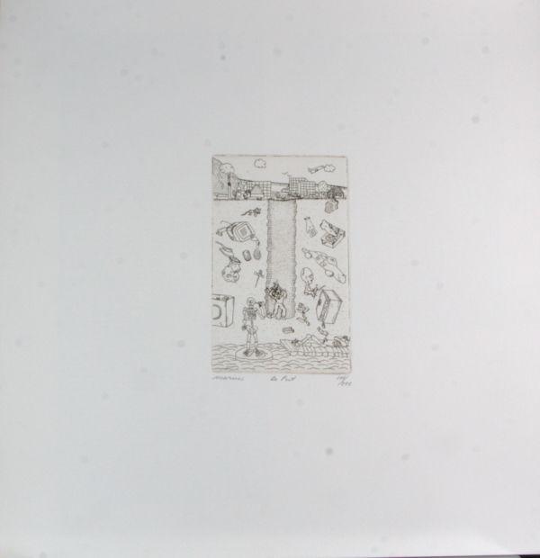 Montens, Frans e.v.a. Een hol kinderhoofd in de leegte. Voor de wetenschappelijke waarde van het poezie album.