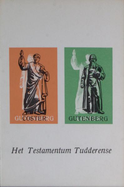 Stip, Kees. Het Testamentum Tudderense.