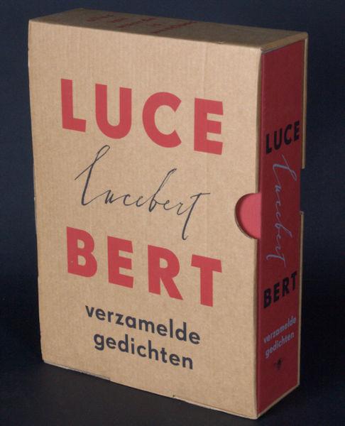 Lucebert. Verzamelde gedichten.