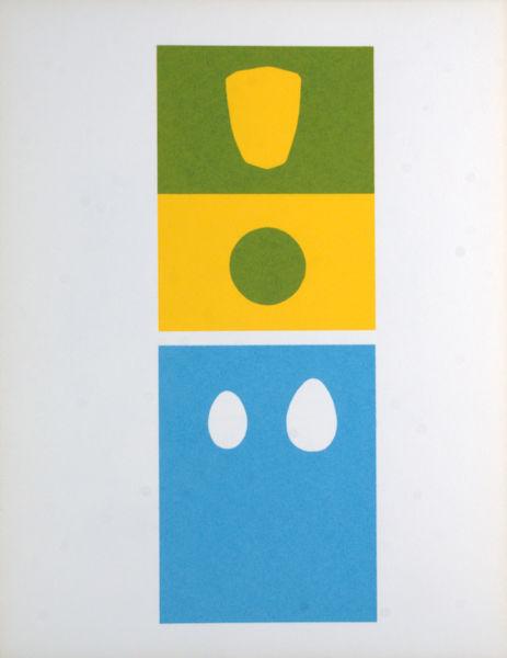 Beek, Geert van & Jan Dierman (zeefdruk). Veghel.
