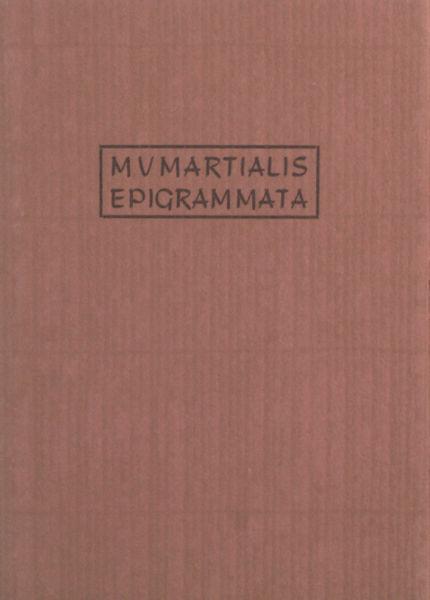 Martialis. Marcus Valerius. Sex, six, sechs, six, zes Epigrammata