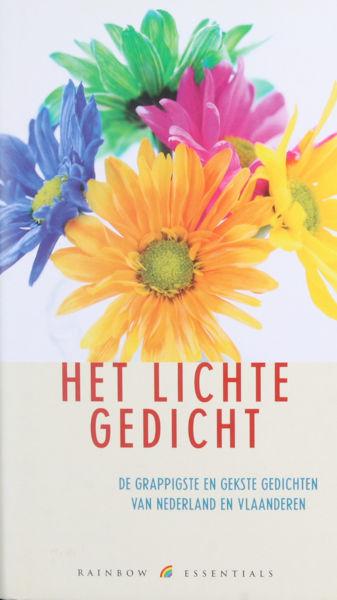 Jaeger, Toef (samenstelling). Het lichte gedicht. De grappigste en gekste gedichten van Nederland en Vlaanderen