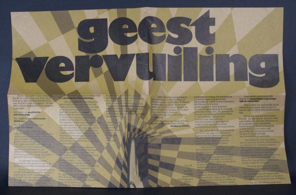 Treving, Niels B. Geestvervuiling.