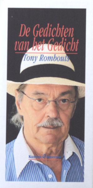 Rombouts, Tony. De Gedichten van het Gedicht.