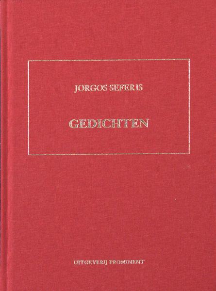 Seferis, Jorgos. Gedichten.