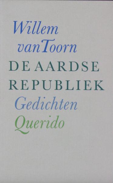 Toorn, Willem van. De aardse republiek.