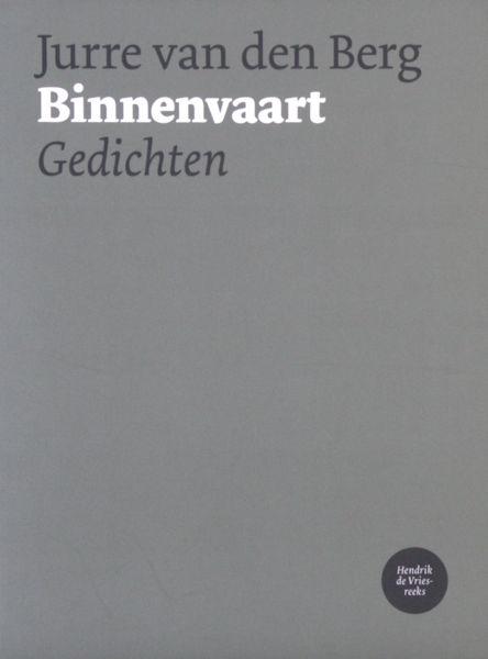 Berg, Jurre van den. Binnenvaart.