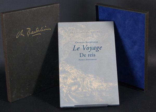 Baudelaire, Charles. Le voyage, De reis - Les fleurs du mal.