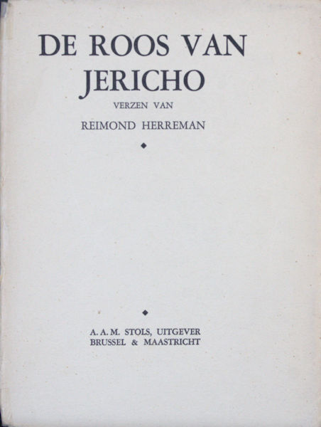 Herreman, Reimond. De roos van Jericho.