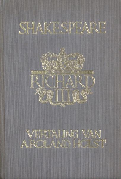 Shakespeare, William. Richard III.