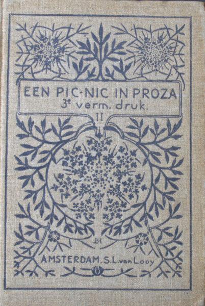 (Buitenrust Hettema, B.) onder pseu. Dr. B. Een pic-nic in proza II.