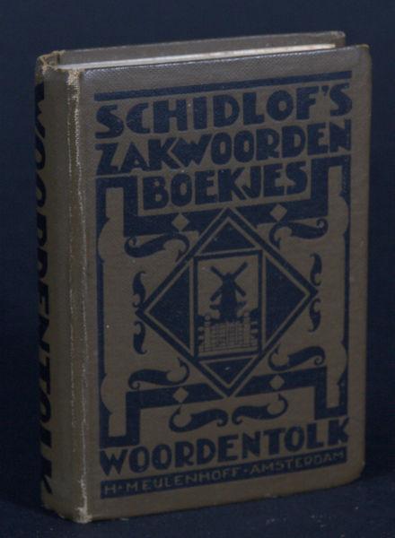 Smit, D.H. Woordentolk