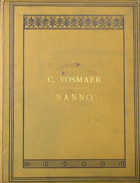 Vosmaer, C. Nanno.