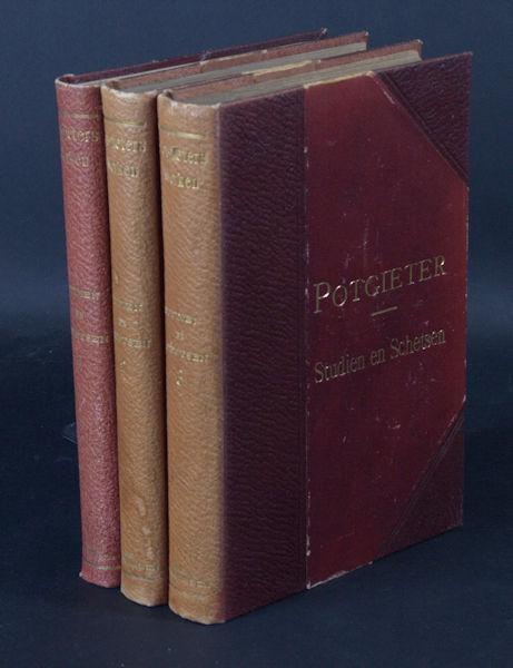 Potgieter, E.J. Studiën en Schetsen.