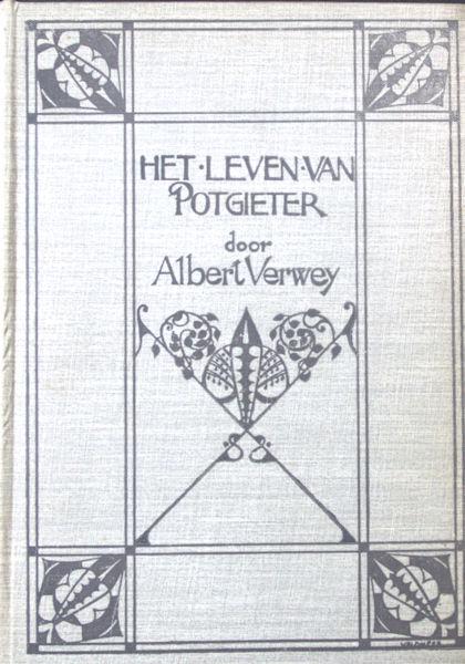 Verwey, Albert. Het leven van Potgieter.
