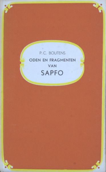 Sapho - Boutens, P.C.  (vertaling). Oden en fragmenten van Sapfo.